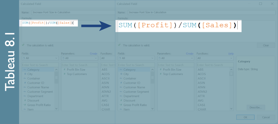Tableau Tuesday: Three Pro-Tips for Calculated Fields