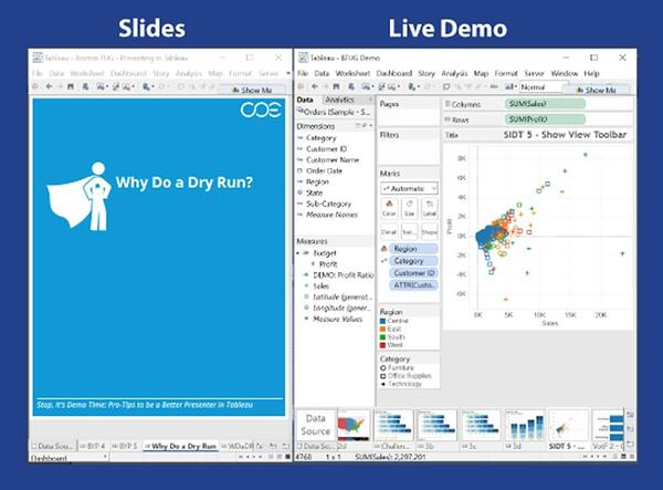 Tableau Tuesday: Pro Tips for Demoing While Presenting
